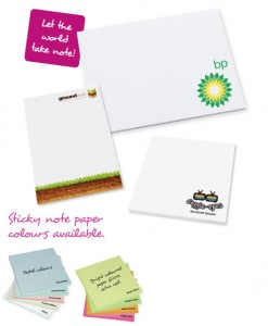 Post It Notes & Pads